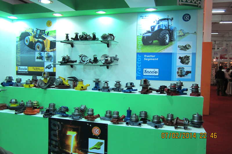 Water Pump Replacement Parts Manufacturers in India