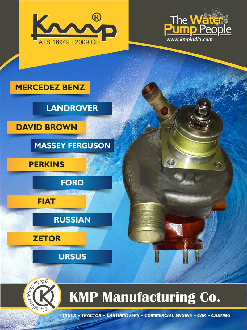 Engine Cooling Pump Manufacturers India